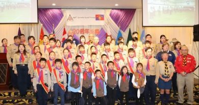 多伦多童军388旅20周年庆典暨表彰活动多伦多举行