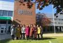 常州卫生高等职业技术学校代表团访问多伦多
