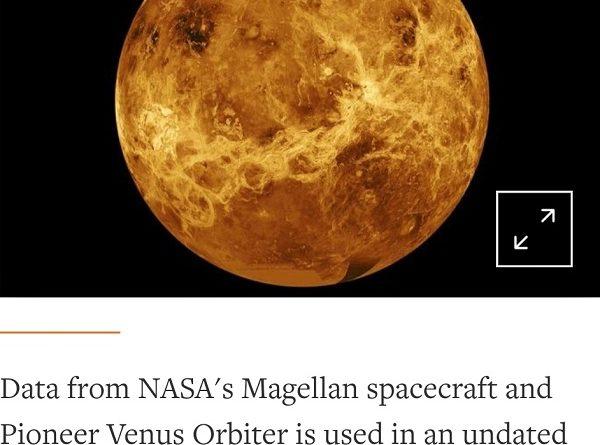 科学家发现金星上有疑似生命迹象