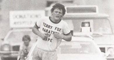 Terry Fox希望马拉松40周年,总理贾斯廷•特鲁多JustinTrudeau发表纪念声明