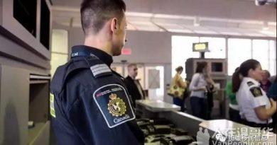 加国将全面启动出境者跟踪系统